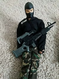 g.i. Joe plastic toy Punta Gorda, 33950