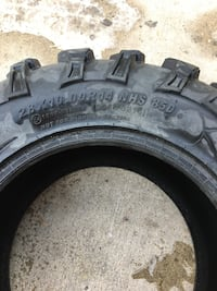 Set of quad tires! Excellent condition! Get before spring rush