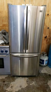 Lg 30inches French door refrigerator