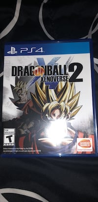 Dragon Ball xenoverse 2 for ps4 Chantilly, 20152