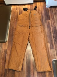 2XL Reversible Insulated Overalls 45/OBO Lancaster, 17601
