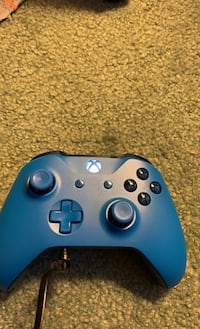 Blue Xbox wireless controller Las Vegas, 89147