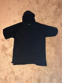 Black hooded shirt Woodbridge, 22192