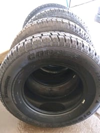 Set of 235A7OR15 Tires