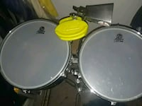 L.P. ASPIRE timbales set. 13' and 14' Banning, 92220