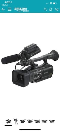 Sony HVR-V1U 3-CMOS 1080i Sony Professional HDV Camcorder with 20x Optical Zoom Centreville, 20120