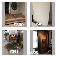 Moving Sale all these items have price on pics  Wesley Chapel, 33545