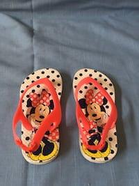 Minnie Mouse sandals Rancho Cucamonga, 91701