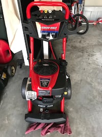 red and black Troy-Bilt pressure washer Tampa, 33625