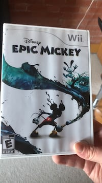 Epic Mickey for Wii Guelph, N1E