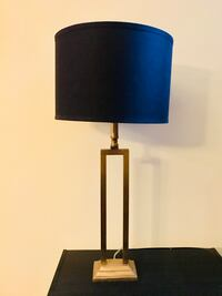 Pottery Barn Gold Lamp - must go by 1/27, make an offer! Washington, 20001