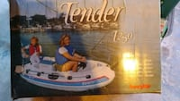 TENDER WITH OARS Dale City, 22193