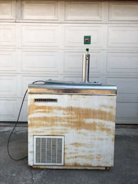 Vintage/Antique kegerator with Kegco internals.  Cupertino, 95014
