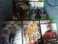 This set of games is for Xbox 360 Saint Marys, 15857