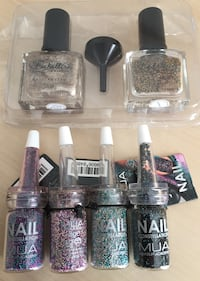 Nail Art - constellation beads London, E13