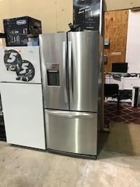 stainless steel french door refrigerator McDonough, 30253