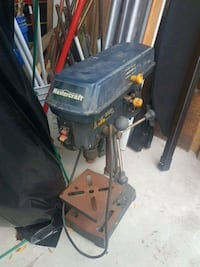 Master craft drill press Hamilton, L8W 2B8