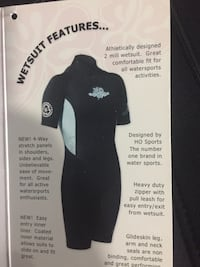 Brand new womens shorty wetsuit! Tigard, 97223