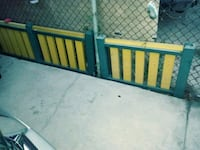 Two feet tall fence by 12 feet. Compton, 90222