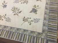 white and brown floral textile Boise, 83709