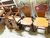 #A577 - Set of 6 Chairs Marion