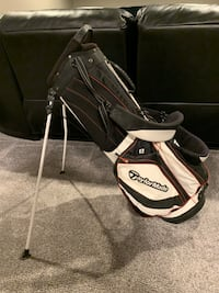 Taylormade men's carry golf bag Edmonton, T5S 0H4