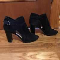 Authentic Vince Camuto open toe booties  Vaughan, L4K 1P5