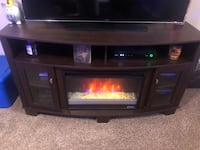 Electric fireplace/tv stand Youngstown, 44515