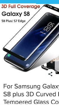5-galaxy s8 screen protectors Moss Point
