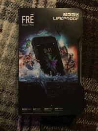Lifeproof Fre iPhone 7 Plus case box Amsterdam, 12010