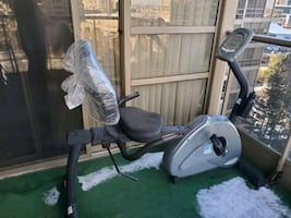 Physiotherapy bike