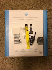 AT&T 3 Handset Answering System Hyattsville