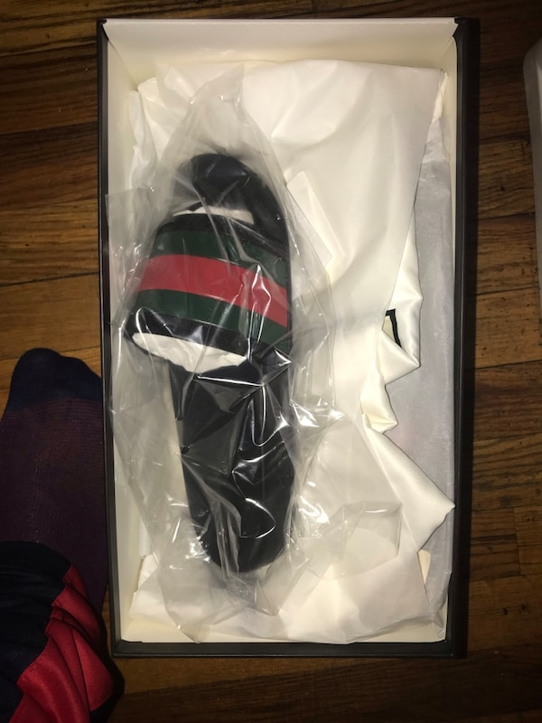 851276c71 Used Brand New Gucci Slides Size 10 for sale in New York - letgo