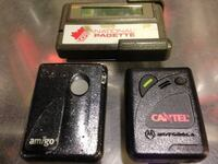 Old Pagers $5 each gr8 4 movie props  New Westminster, V3M 1E8