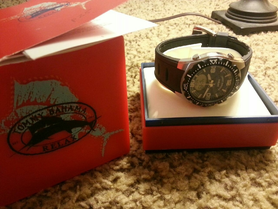 Tommy Bahama watch NEW