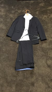 Boys suit size 10/12 wore once for first holy communion.  Non smoking Home  Johnstown, 15906