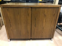 Solid Wooden Side Wall Cabinet Vancouver, V5N 2R8