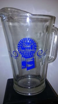 Glass beer pitcher. Heavy, great for football season Apple Valley, 55124