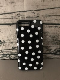 black and white polka dot iPhone case West Sacramento, 95691