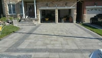 interloking and landscaping why not call now for estimate Toronto