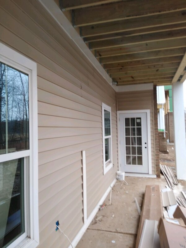 Siding and roofing.intall