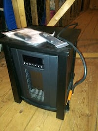 for sale my firewood electric heat brand new never used