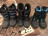 BOYS WINTER BOOTS FOR SALE!!!  Vaughan, L4H 2W1