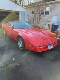 1987 Chevrolet Corvette  West Haven