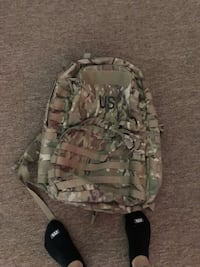 Army backpack  Fort Campbell, 42223