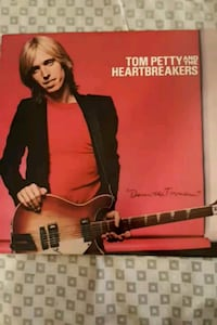 Tom Petty and the Heartbreakers vinyl album La Plata, 20646