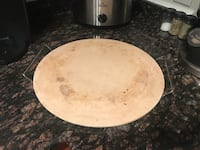 15' Pizza Stone with Stand Sterling, 20164