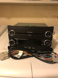 2008 Ford Expedition Radio W/6 Disc Changer Walkersville, 21793