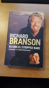 Business Stripped Bare: Adventures of a Global Entrepreneur book Bradford West Gwillimbury