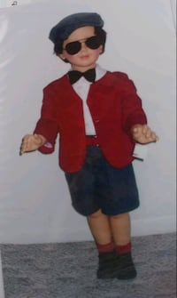 1981 Peter playpal 36 inch doll original outfit North Miami, 33181